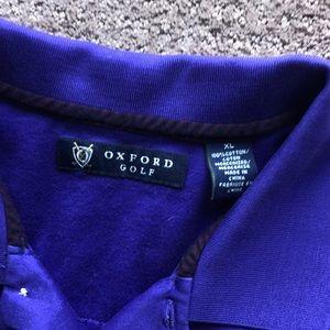 oxford golf Shirts - Oxford golf men's polo